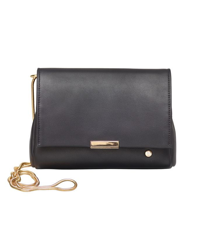 Alba Mini Crossbody Black