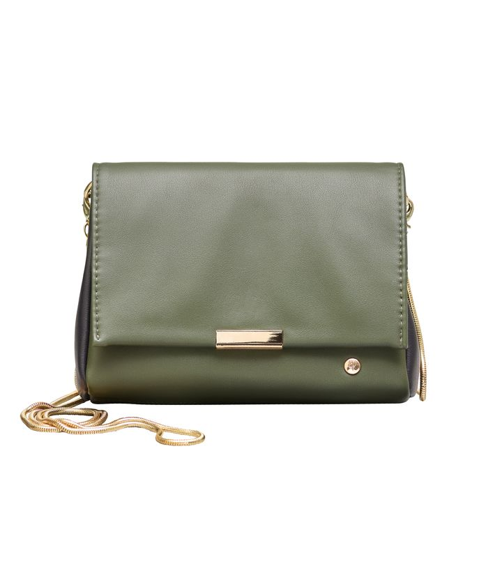Alba Mini Crossbody Forest