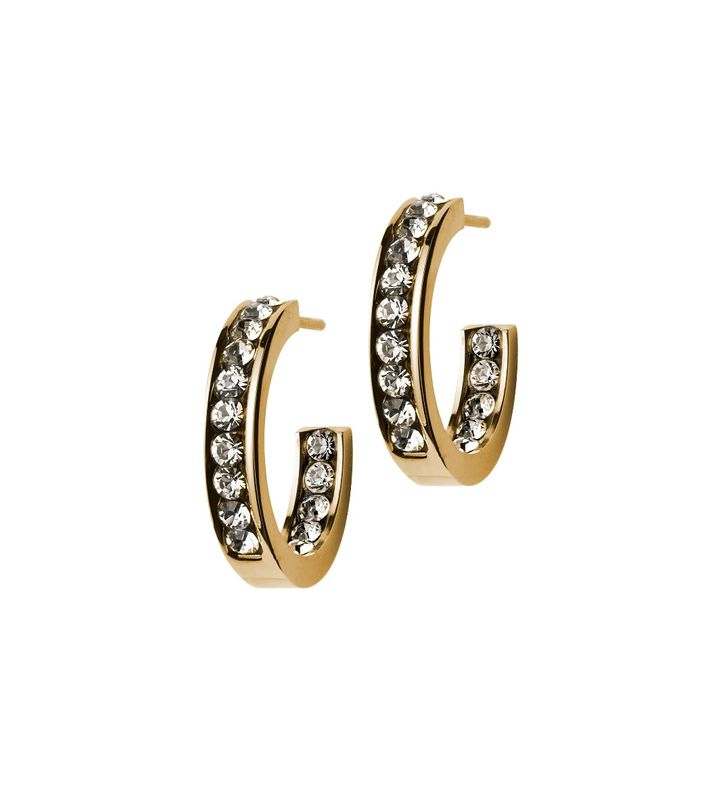 Andorra Earrings Mini Gold