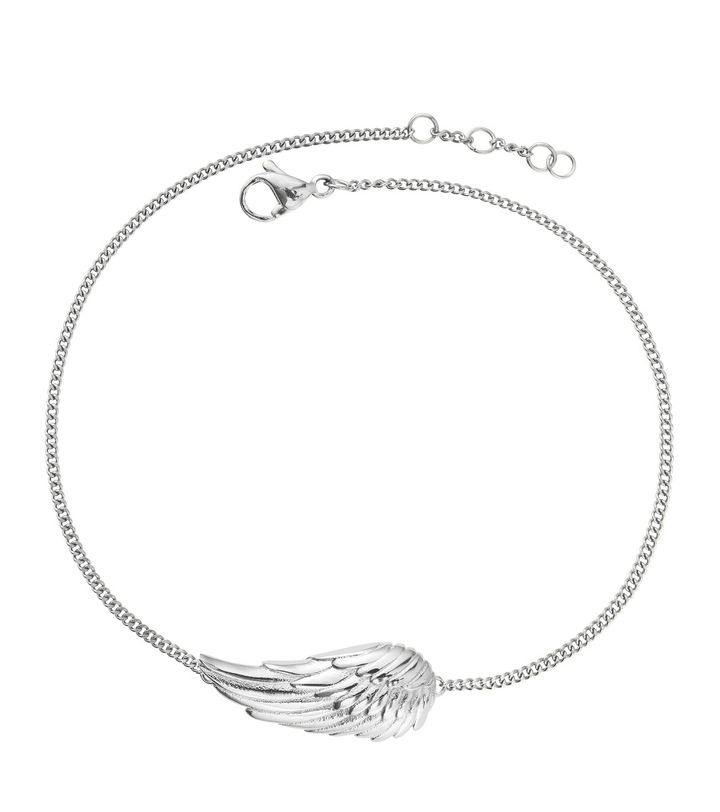 Angel Anklet Steel
