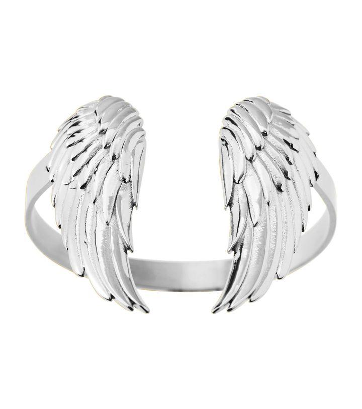 Angel Bangle Steel