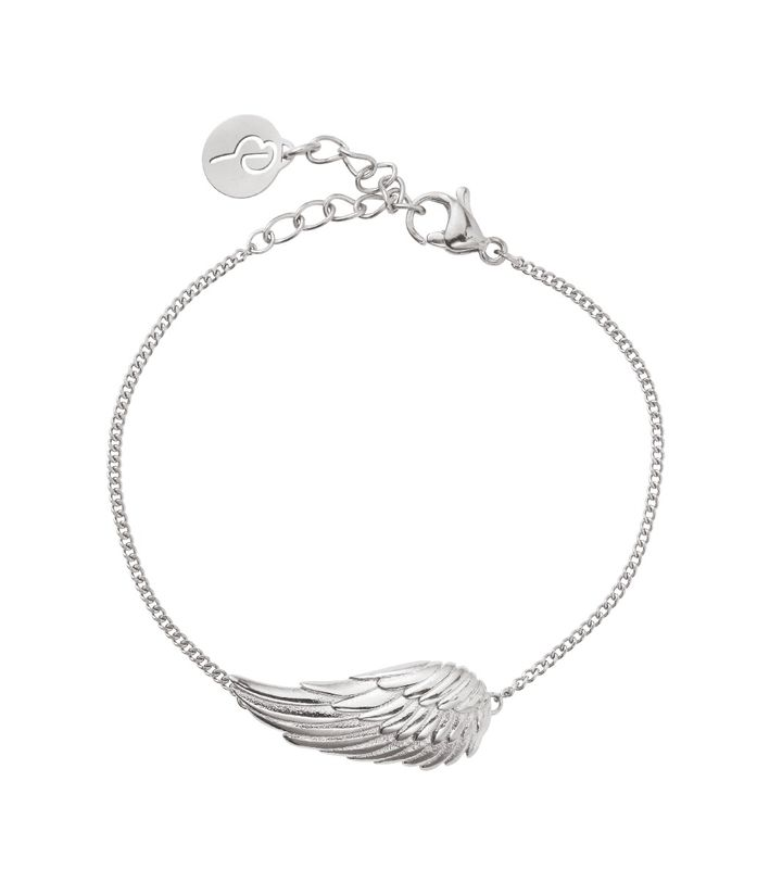 Angel Bracelet Small Steel