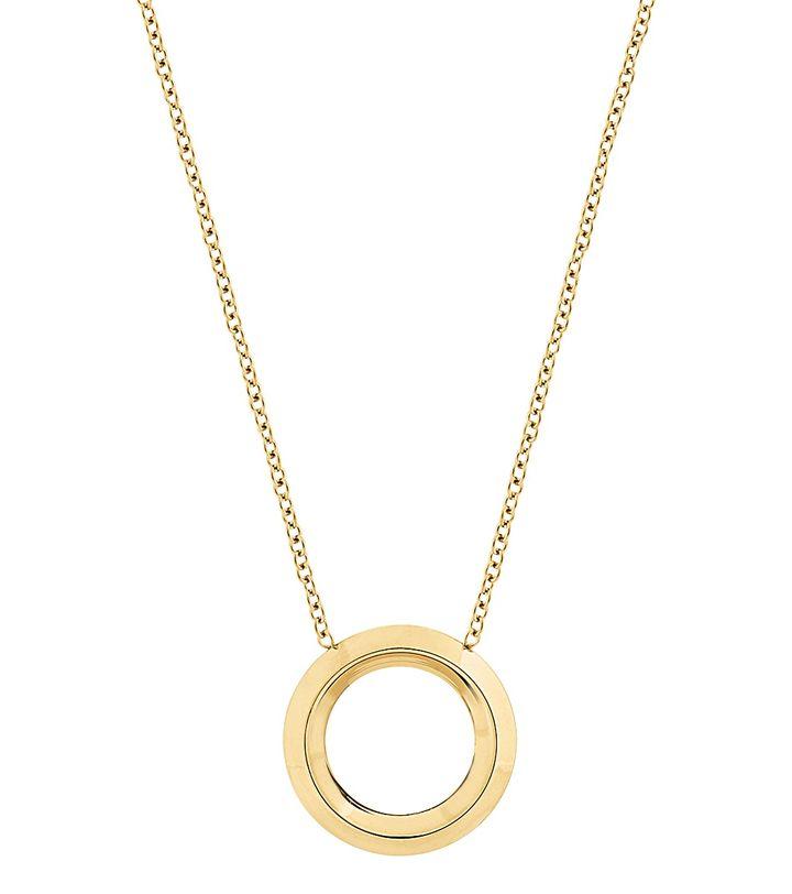Aralia Necklace Gold