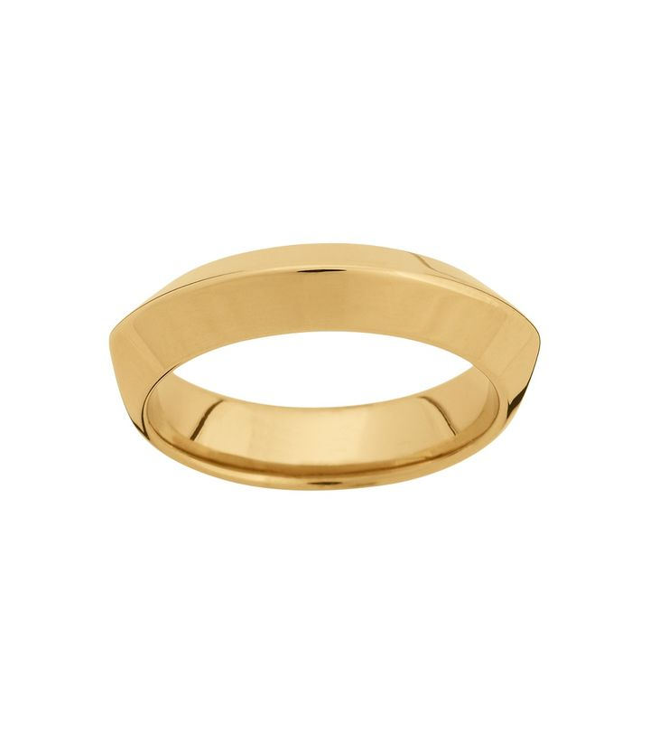 Aralia Ring Gold