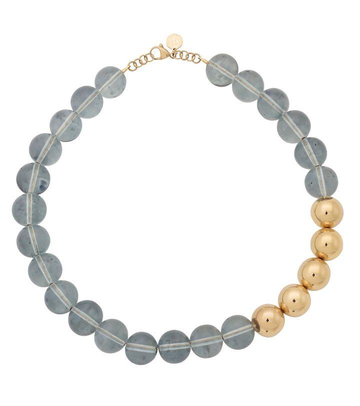 Arbus Necklace Mixed L Gold