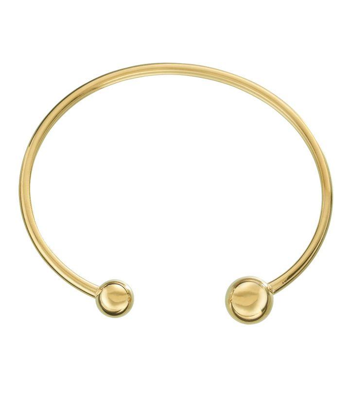 Atom Bracelet Gold