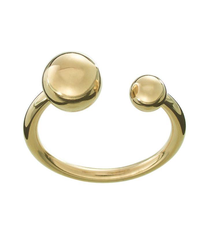 Atom Ring Gold