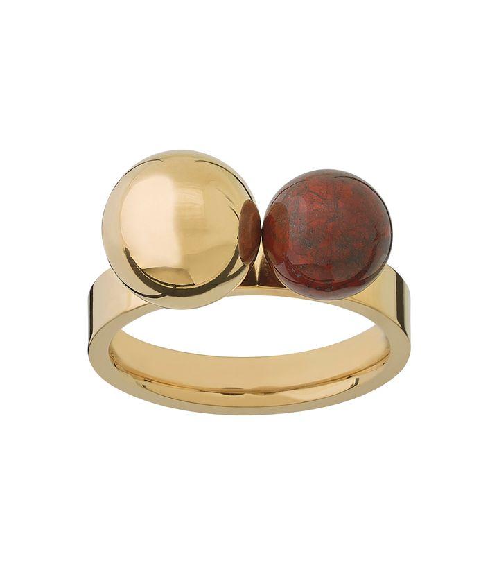 Atom Ring Energy Gold