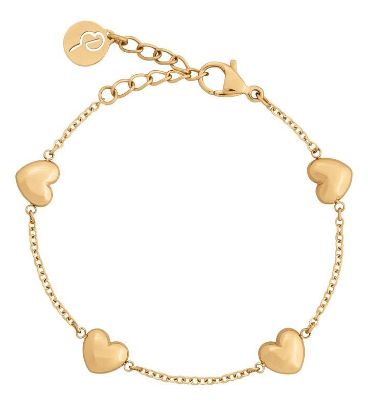 Barley Bracelet Multi Gold