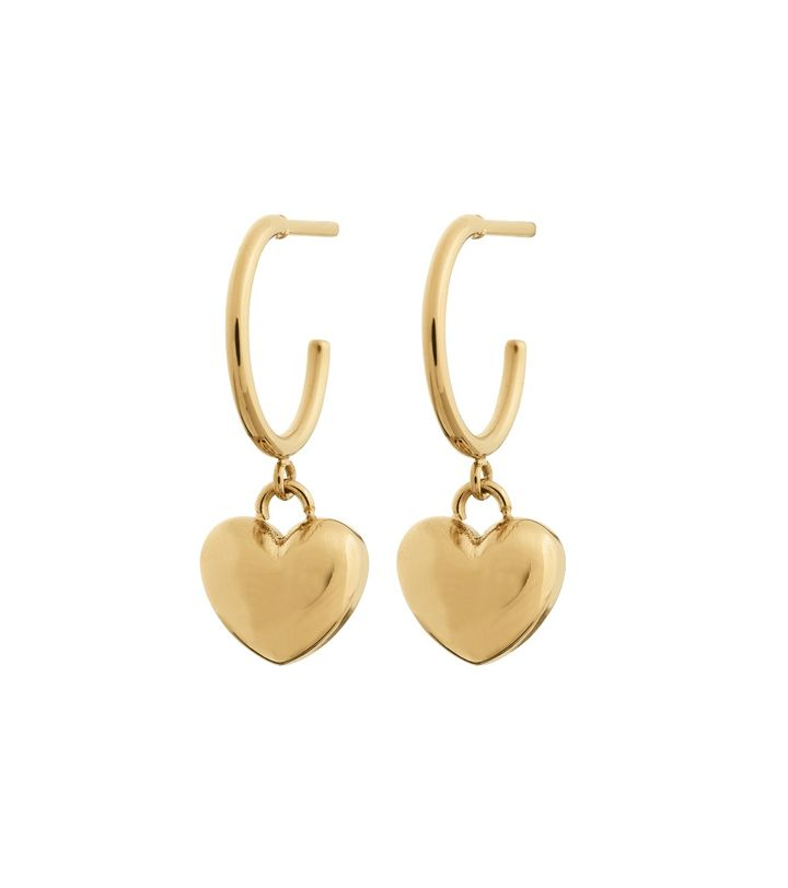 Barley Earrings Gold