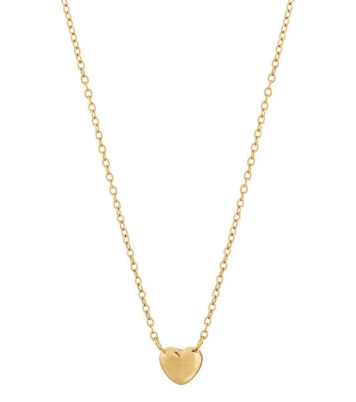 Barley Necklace Child Gold