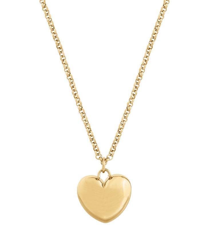 Barley Necklace L Gold