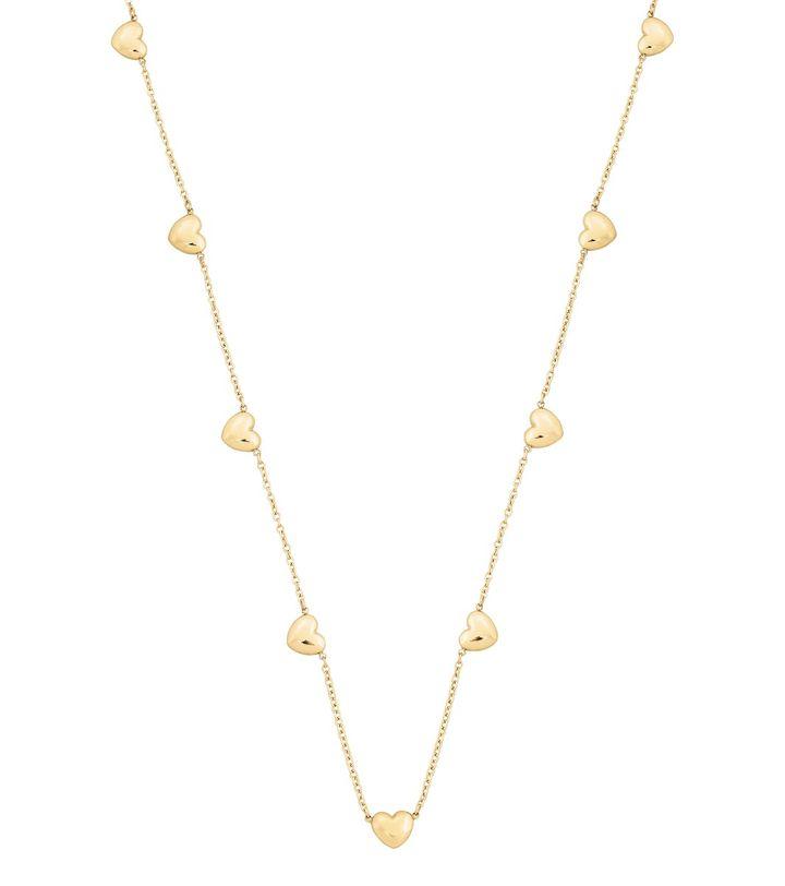 Barley Necklace Multi Gold
