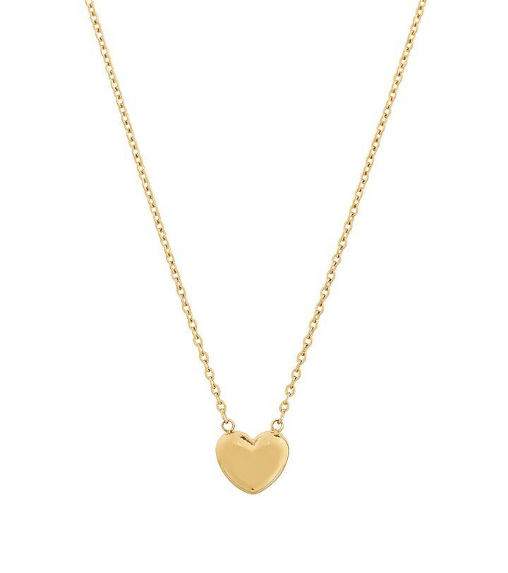 Barley Necklace Gold