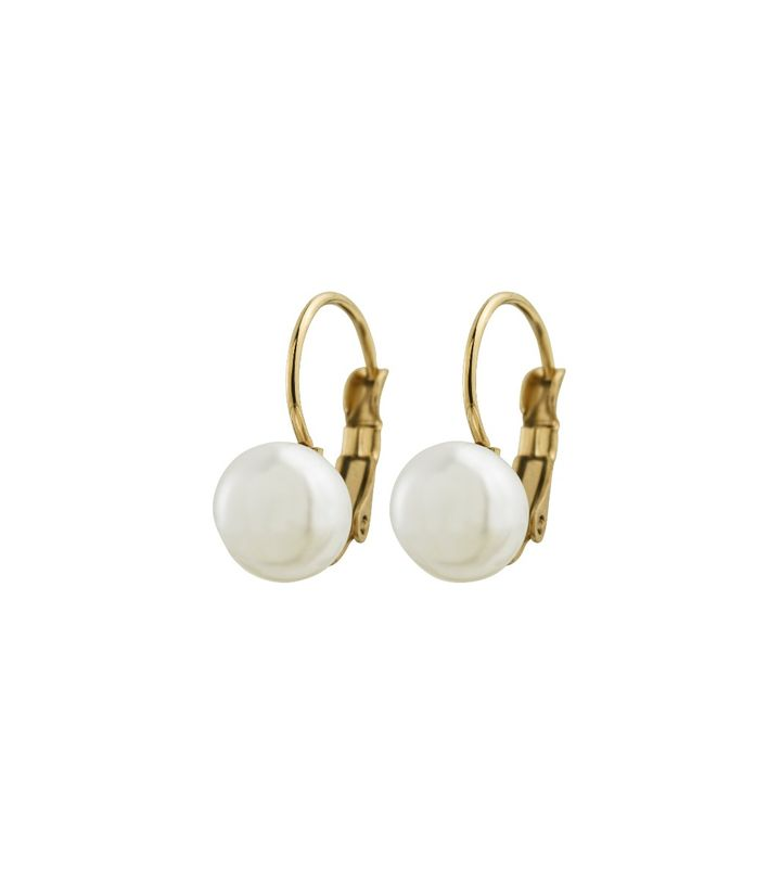 Berzelii Earrings Gold