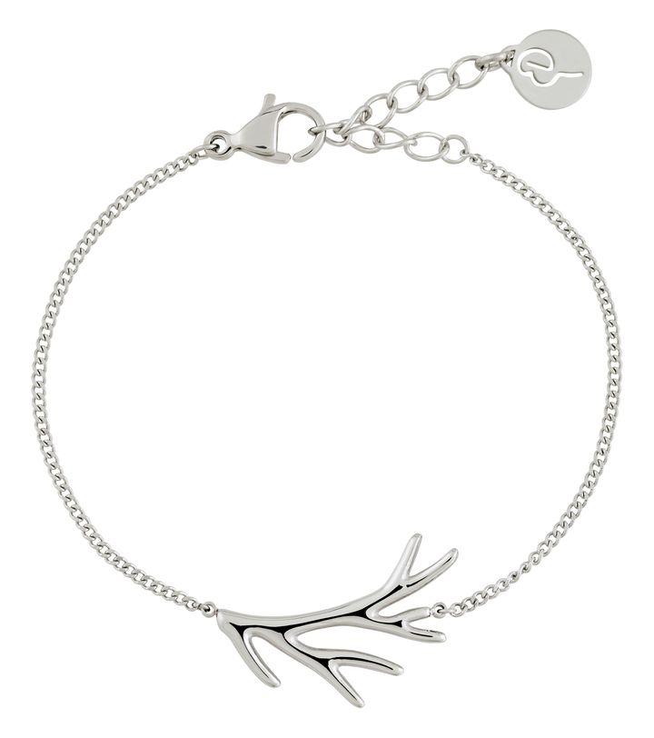 Branch Bracelet Steel