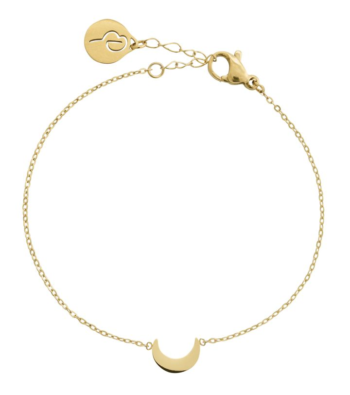 Bright Night Bracelet Gold