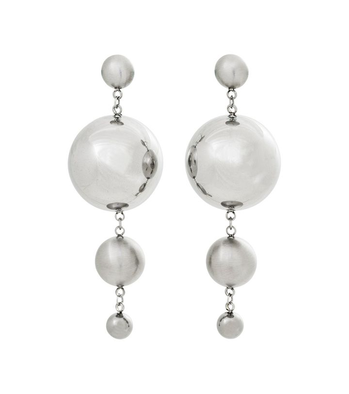 Bubbles Earrings Steel