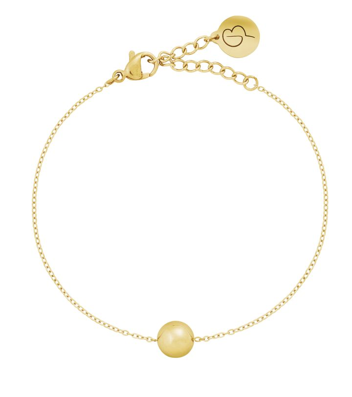 Bubbles Mini Bracelet Gold