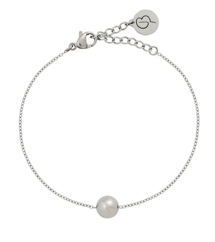 Bubbles Mini Bracelet Steel