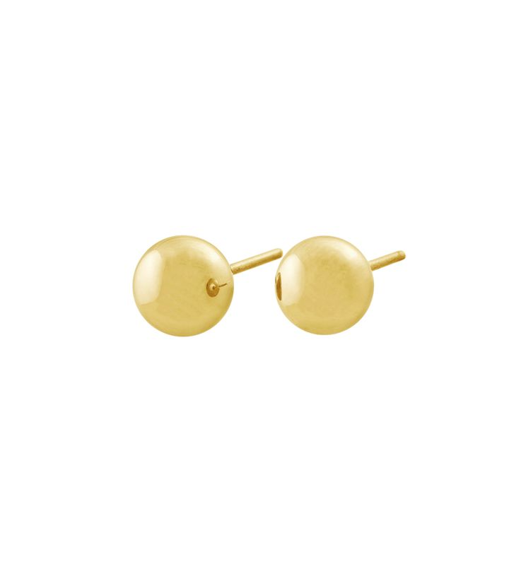 Bubbles Mini Studs Gold