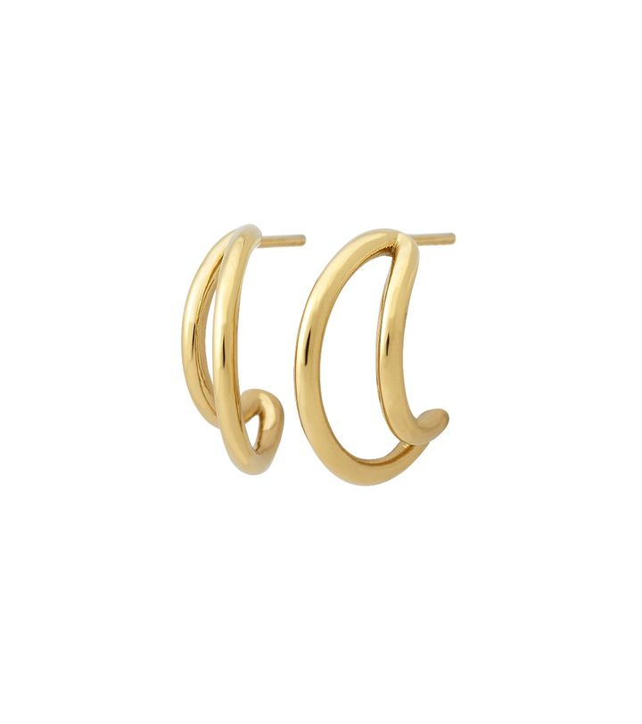 Callisto Earrings Gold