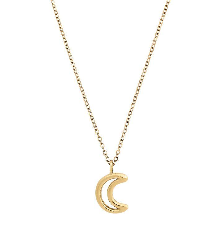 Callisto Necklace Gold