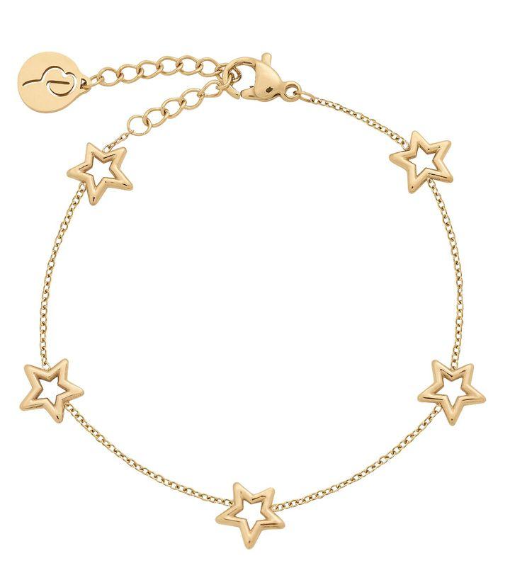 Capella Bracelet Multi Gold