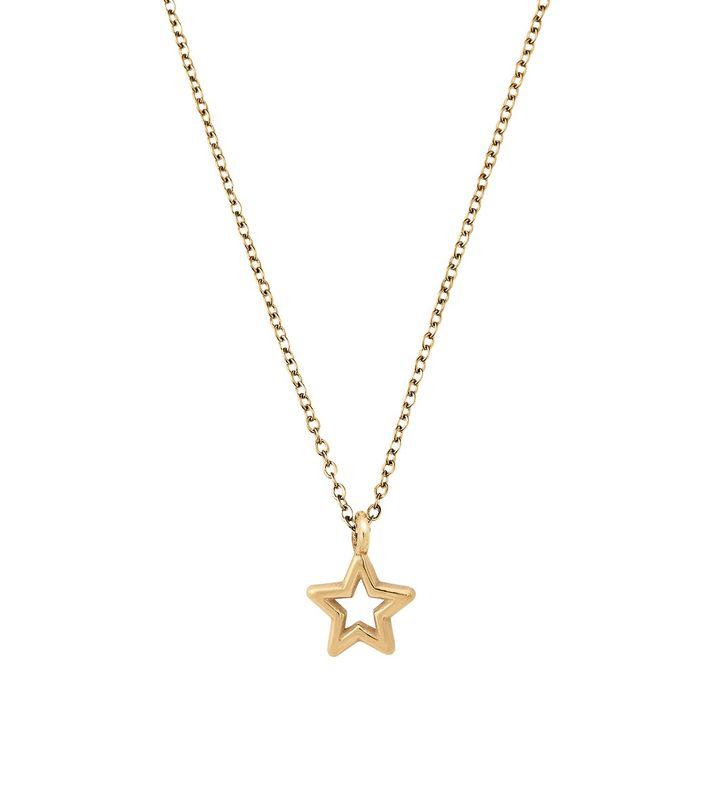 Capella Necklace Gold