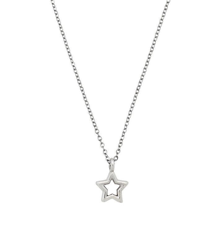 Capella Necklace Steel