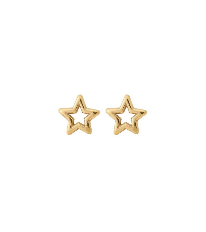 Capella Studs Gold