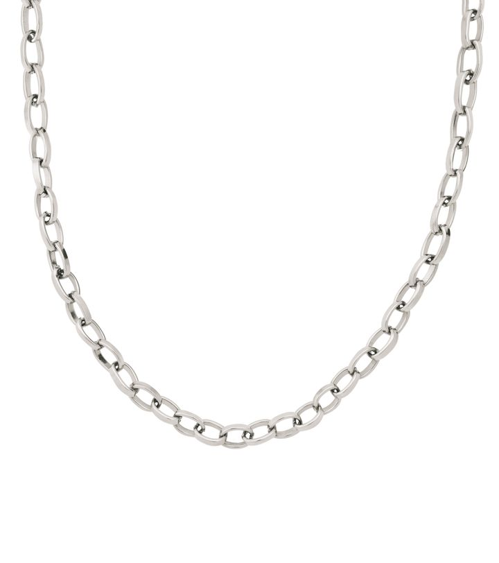 Chain Linked Large 50 cm Steel