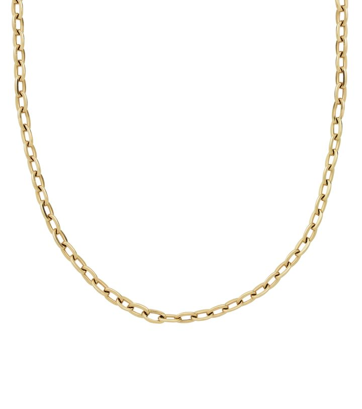 Chain Linked Medium 40 cm Gold