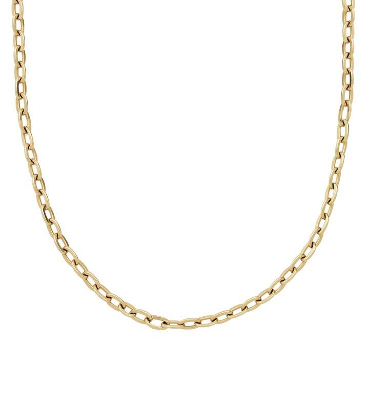Chain Linked Medium 50 cm Gold