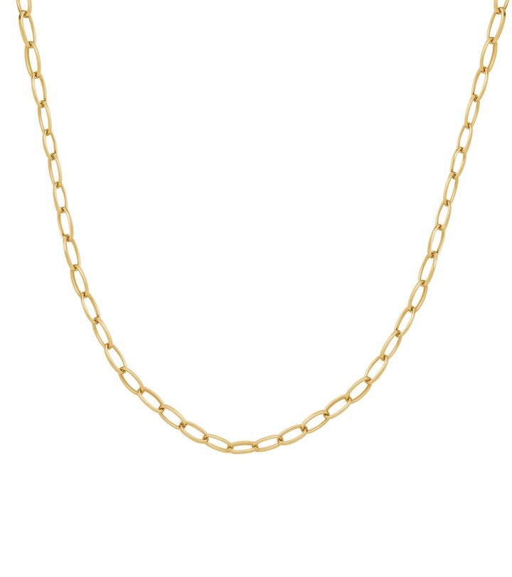 Chain Linked Small 50 cm Gold