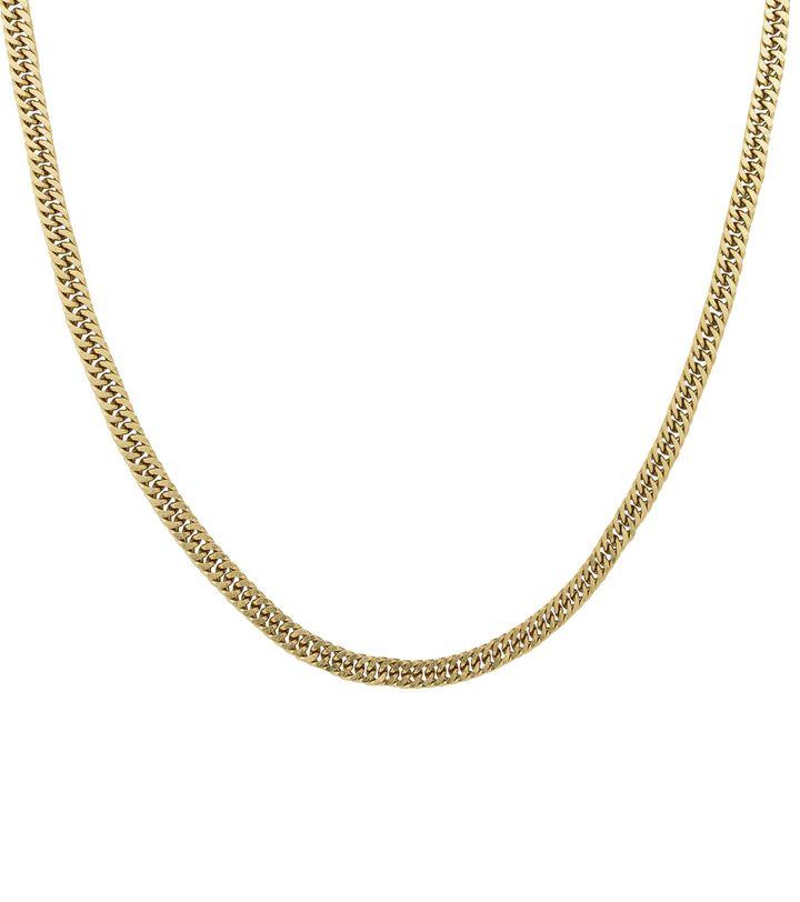 Chain Pansar 50 cm Gold