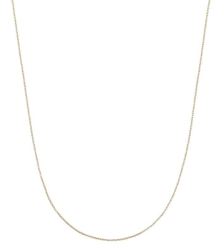 Charmentity Chain Anchor 38 cm Gold