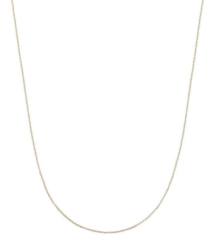 Charmentity Chain Anchor 50 cm Gold