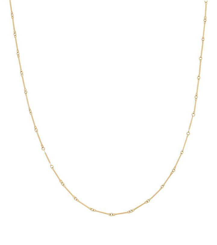 Charmentity Chain Bar 42 cm Gold