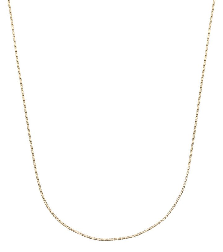 Charmentity Chain Box 38 cm Gold