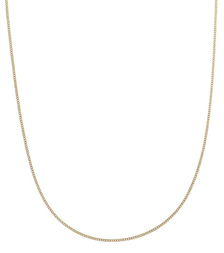 Charmentity Chain Curb 40 cm Gold