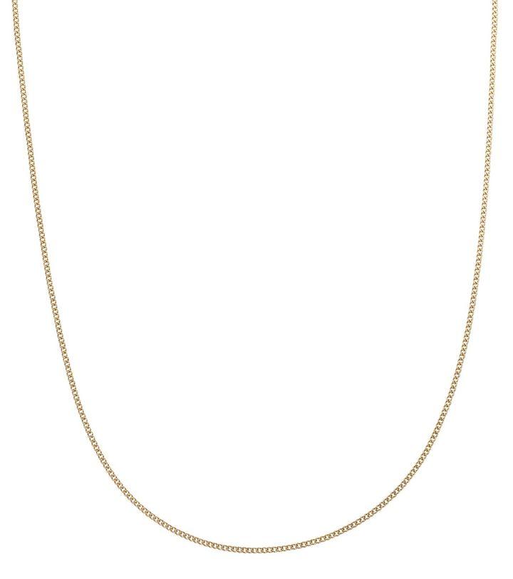 Charmentity Chain Curb 40 cm Gold