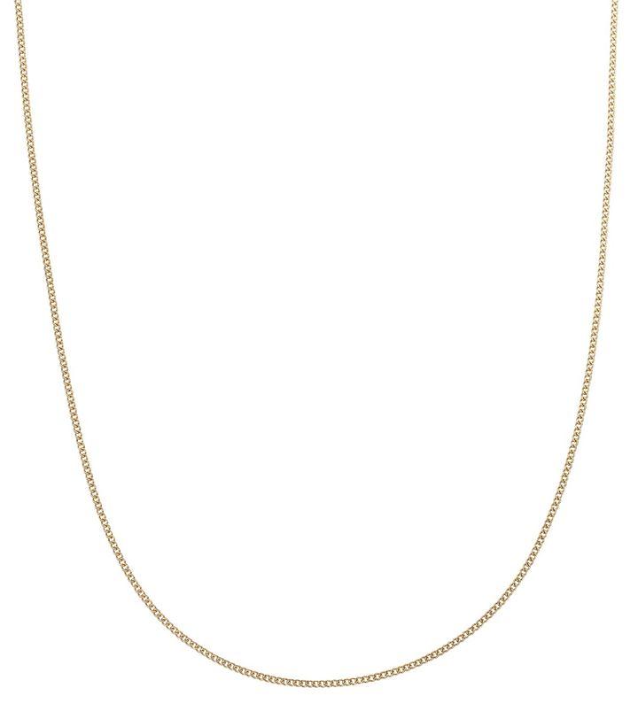 Charmentity Chain Curb 50 cm Gold