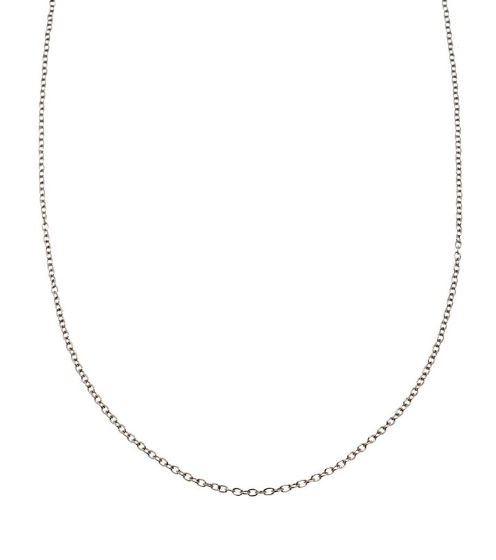 Charmentity Chain Long  80 cm Steel