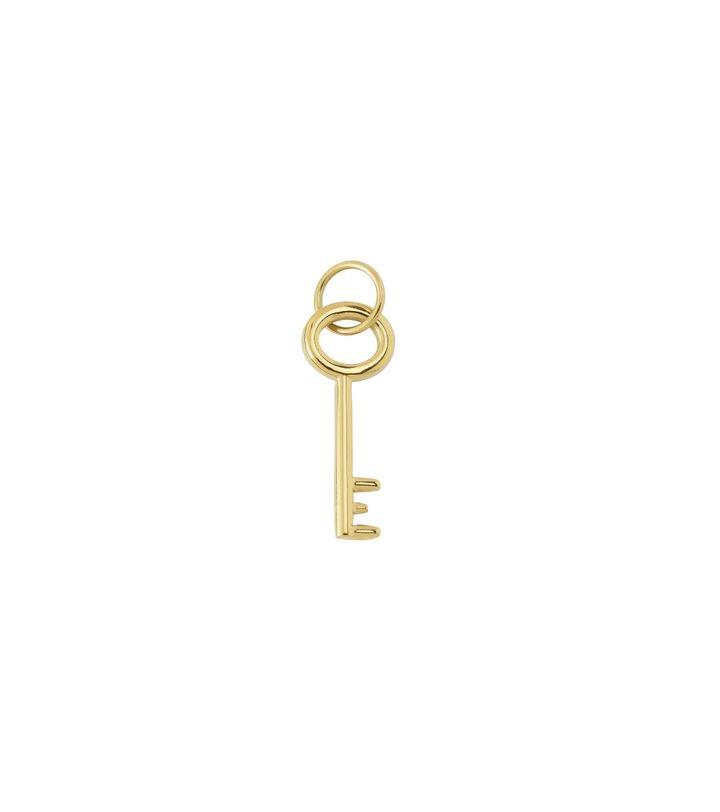 Charmentity Key L Gold