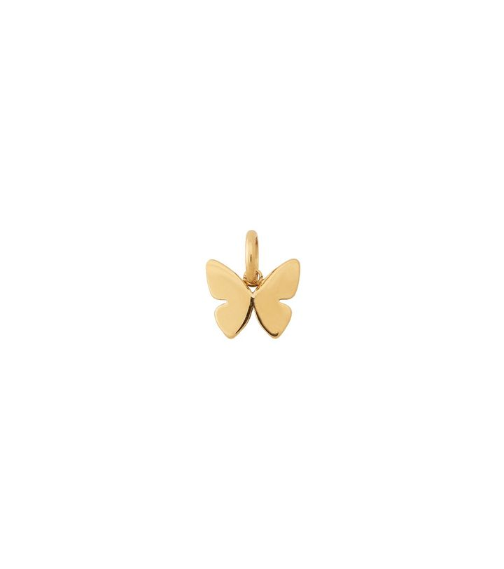 Charmentity Papillon Gold