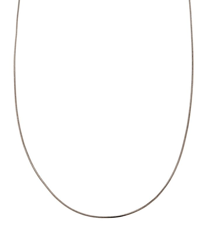 Charmentity Snake Long 80 cm Steel