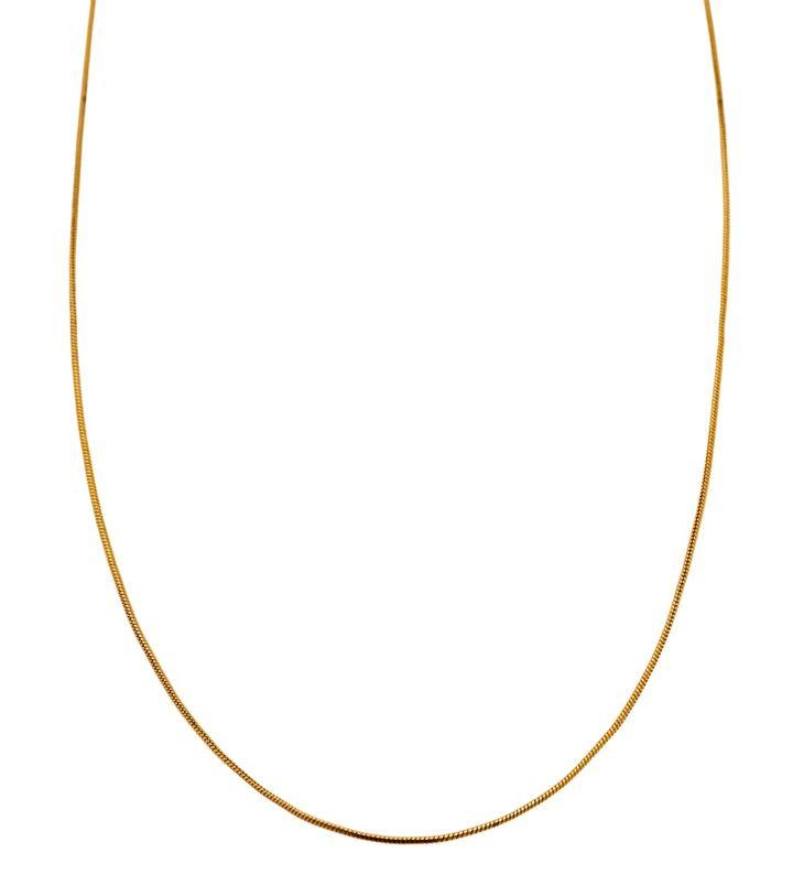 Charmentity Snake Short 42 cm Gold