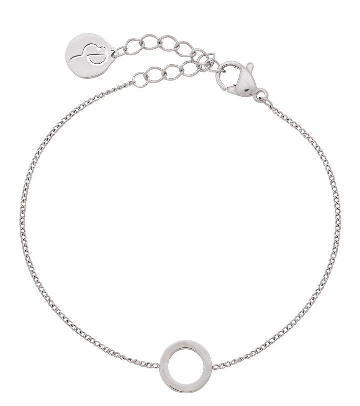 Circle Mini Bracelet Steel