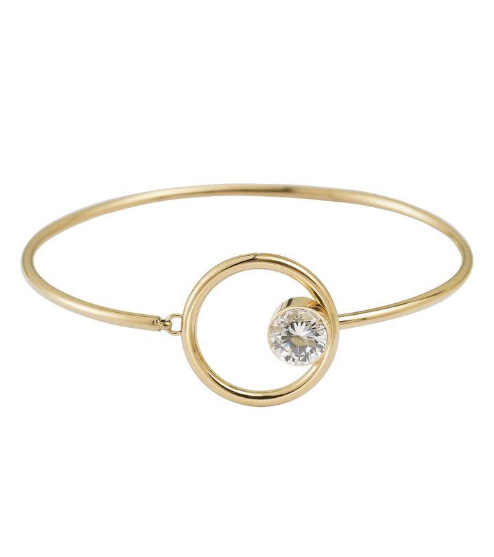 Clara Bangle Gold